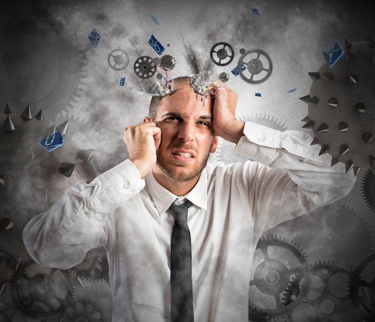 Człowiek i stres w pracy