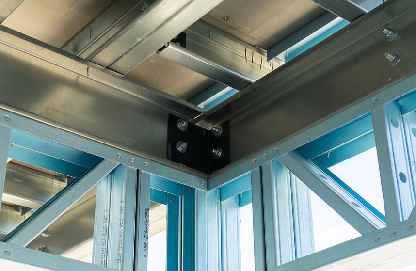 Zabezpieczenia przeciwpożarowe konstrukcji stalowych
